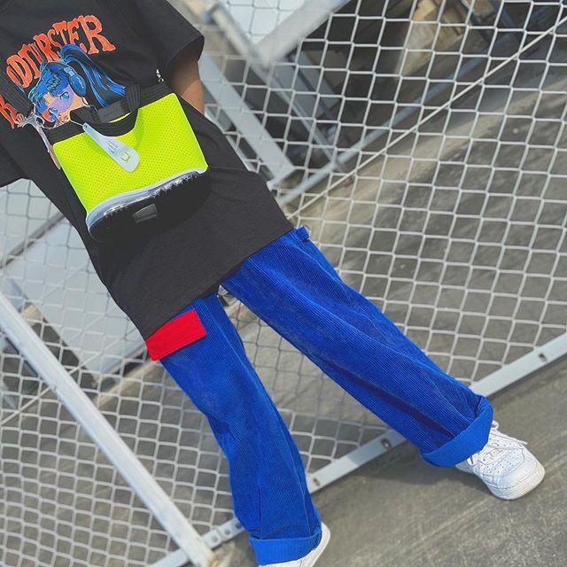 OKERUNN-1 YellowNeoprene#サックスバー#オケル #枚方#くずは #くずはモール #鞄#バッグ #靴#ネオプレーンバッグ #sacsbar#okeru #bag#shoes #airmax #neoprene #yellow #ootd#fashion #fashiongram #l4likes # #