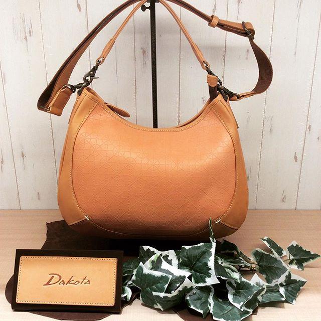 ☃️Dakota新作バッグ!!刺子のような幾何学模様が優しい️和風ティスト❣️ #Dakota#新作#日本製#刺子#幾何学模様#免税店#taxfree #旭川イオンモール