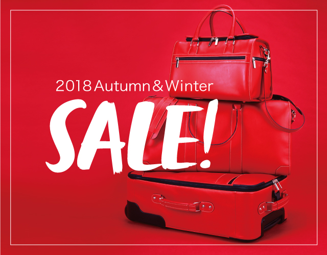 2018 Autumn & Winter SALE!!